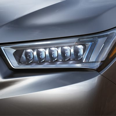 2017 Acura MDX Jewel Eye LED Headlights