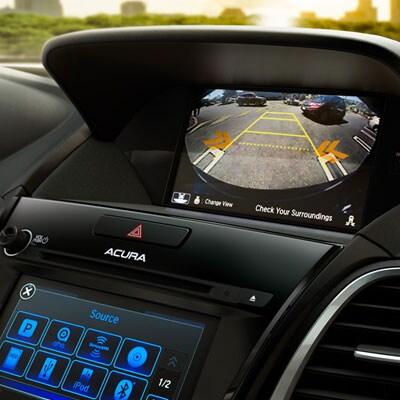 2018 Acura RDX Innovative Technology Features