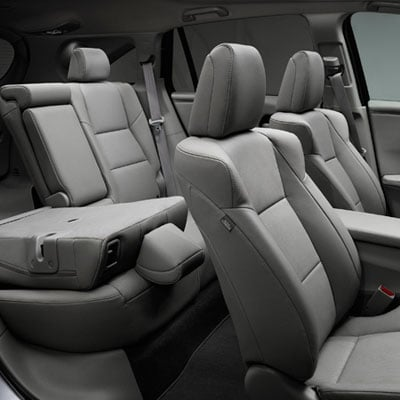 2018 Acura RDX Meticulously Crafted Cabin