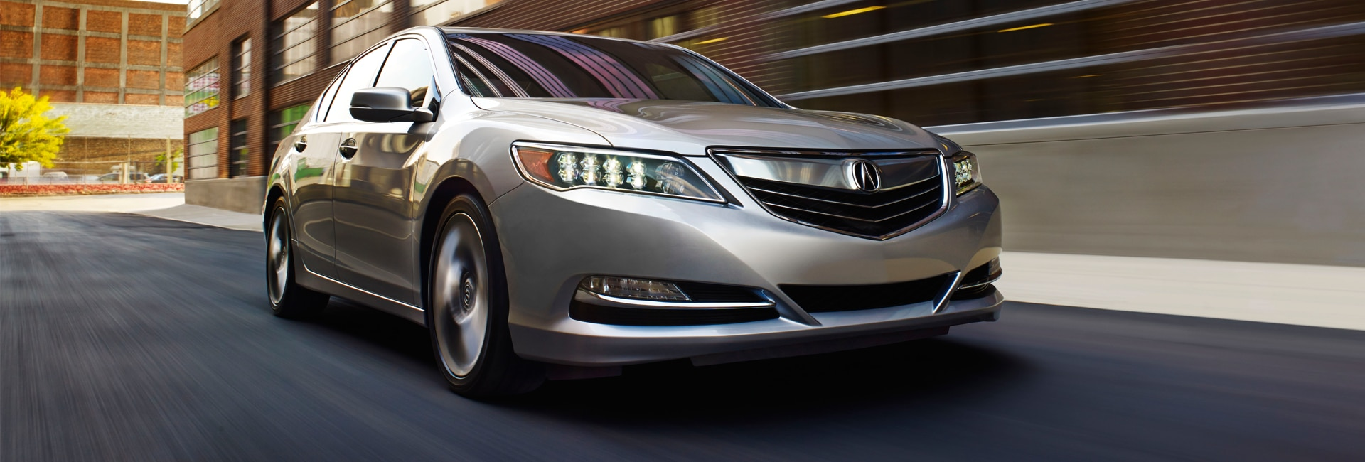 2017 Acura RLXExterior Features