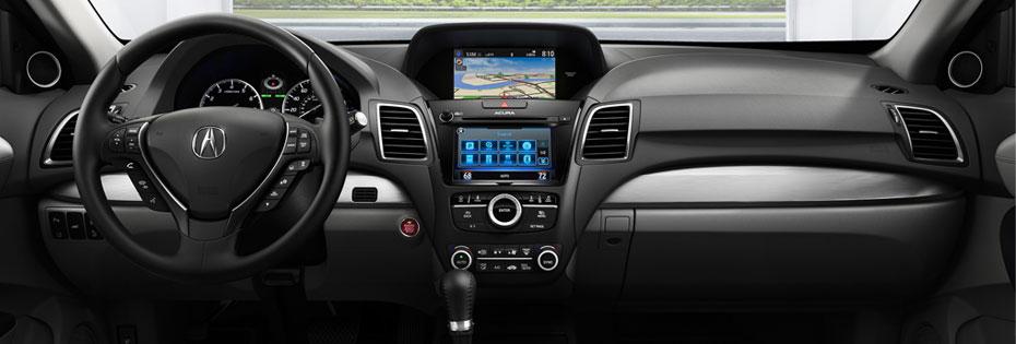 2018 Acura RDX Interior Features