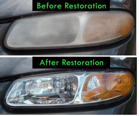 Headlight Renew Package $79.95