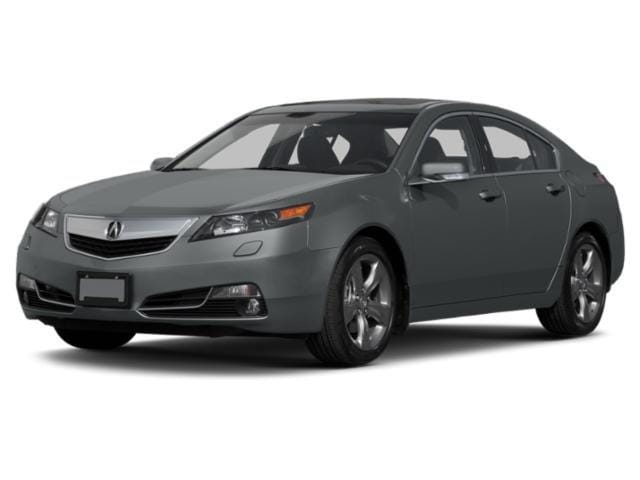 2013 Acura TL with Technology Package