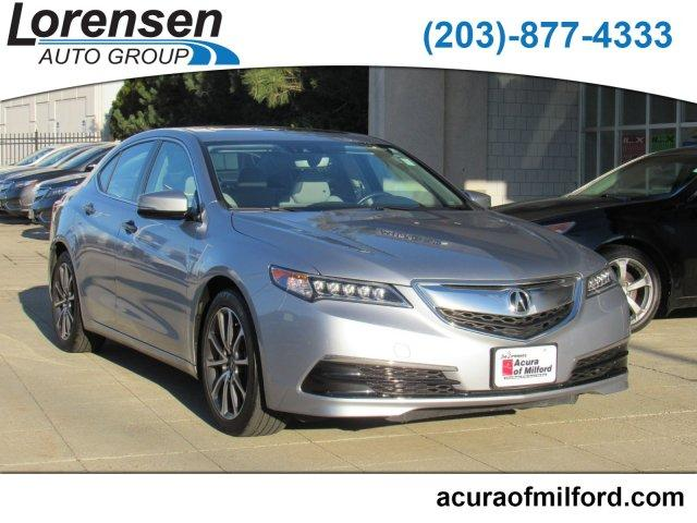 2016 Acura TLX 3.5 V-6 9-AT P-AWS with Technology Package