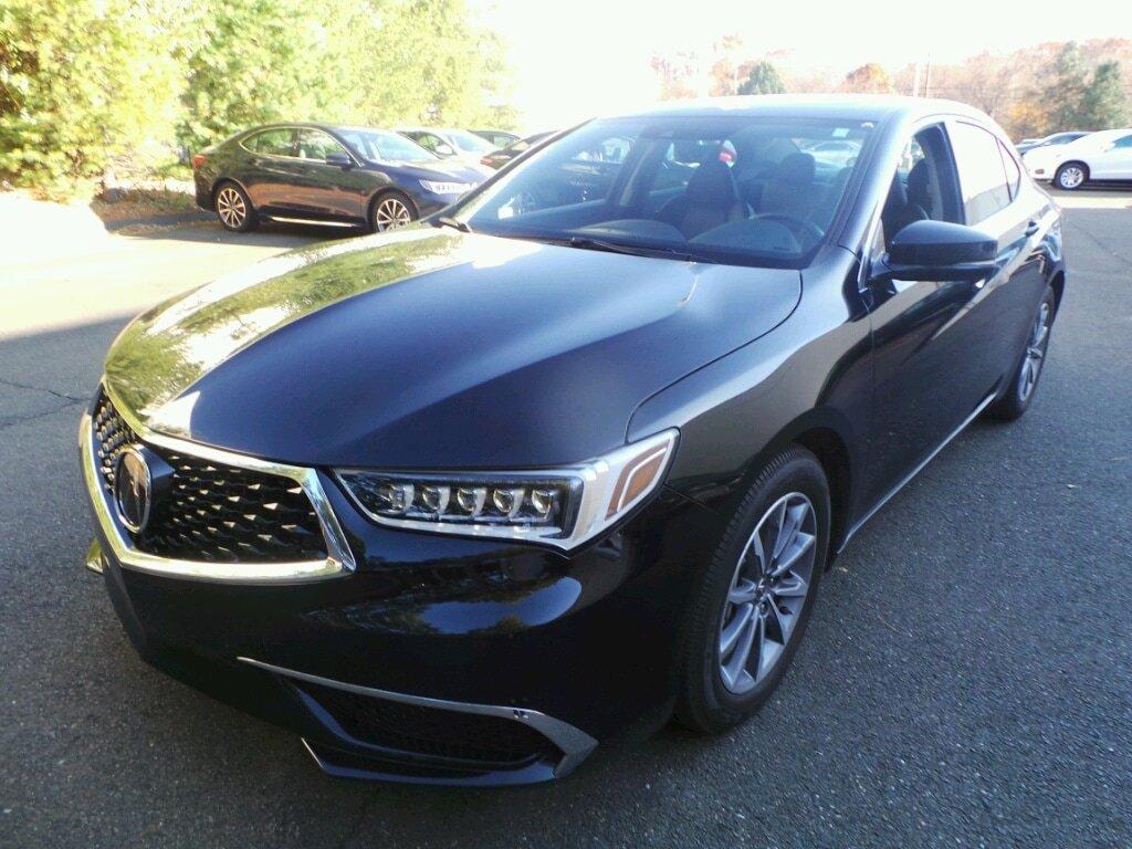 2018 Acura TLX 2.4 8-DCT P-AWS