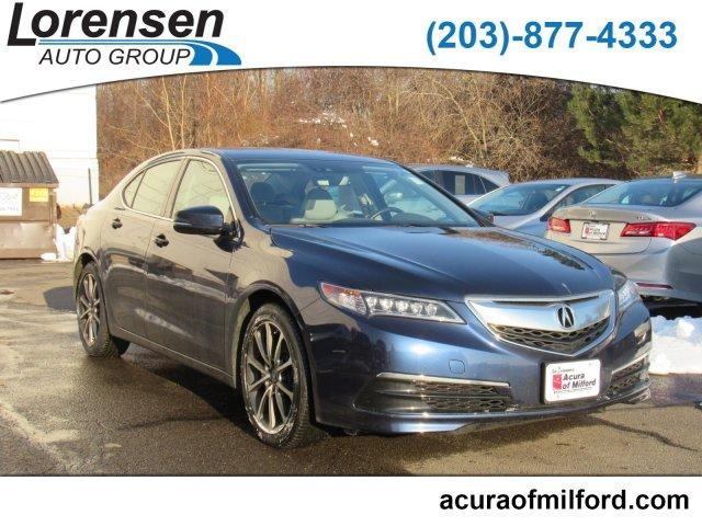 2016 Acura TLX 3.5 V-6 9-AT SH-AWD with Technology Package