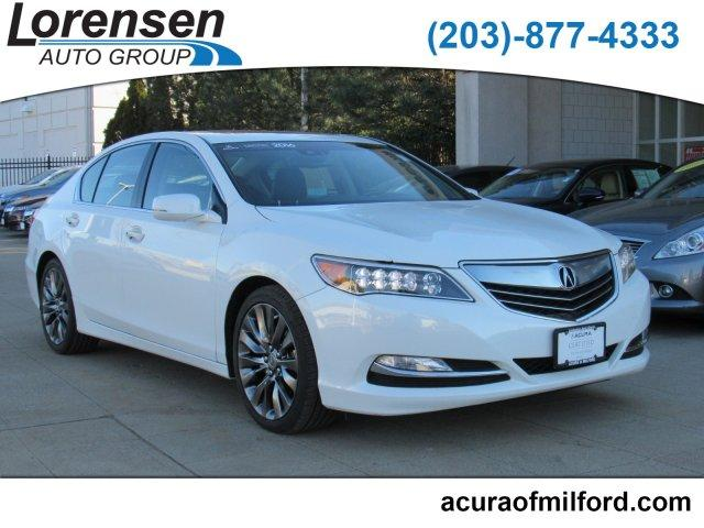 2016 Acura RLX with Technology Package