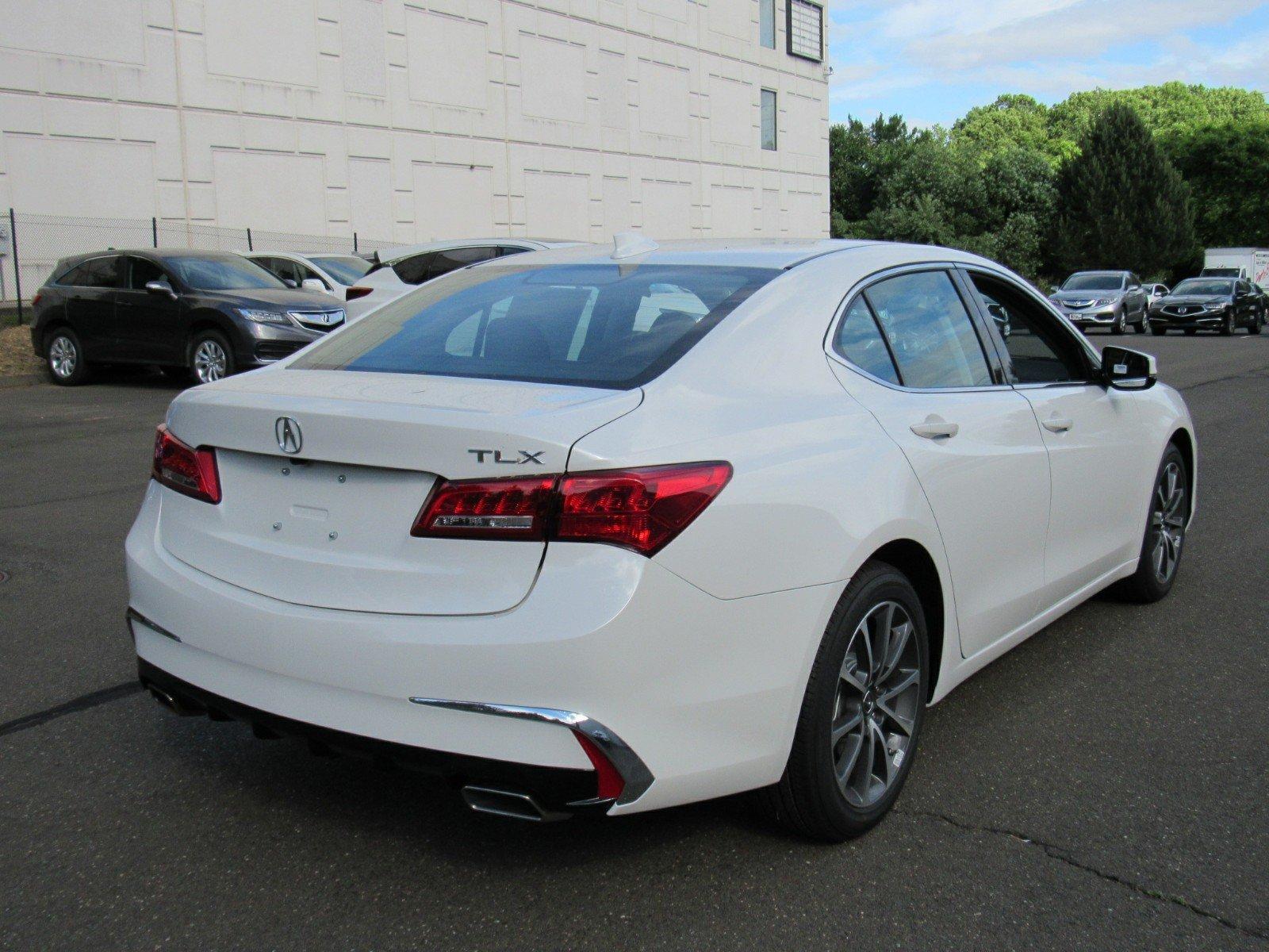 2019 Acura TLX 3.5 V-6 9-AT P-AWS