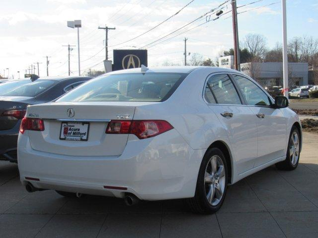 2014 Acura TSX 5-Speed Automatic