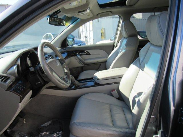 2011 Acura MDX With Technology Package