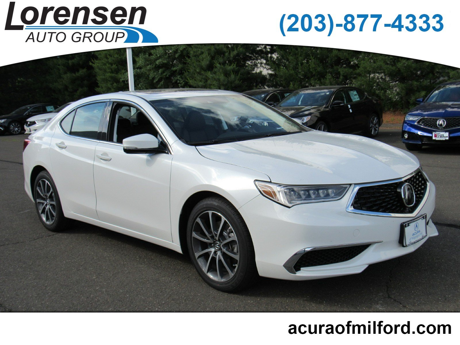 New 2019 Acura TLX 3 5 V 6 9 AT P AWS 3 5L FWD in Canton T