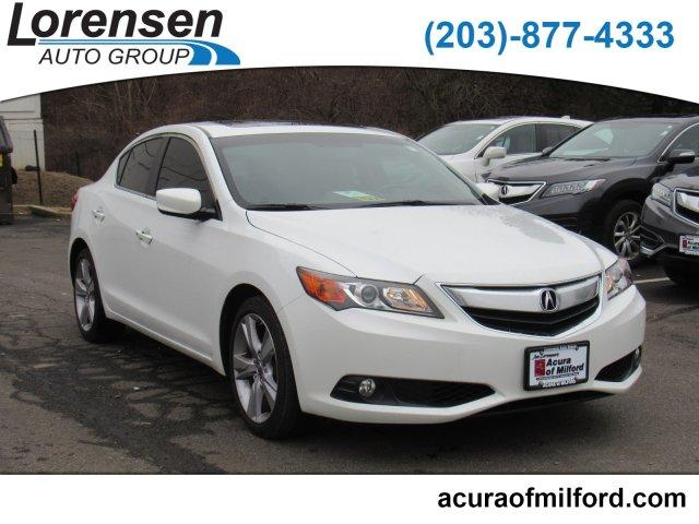 2015 Acura ILX 5-Speed Automatic with Premium Package