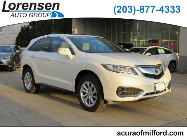 2016 Acura RDX AWD with Technology Package