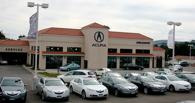 new acura and used car dealer serving san francisco bay area about acura of serramonte. Black Bedroom Furniture Sets. Home Design Ideas