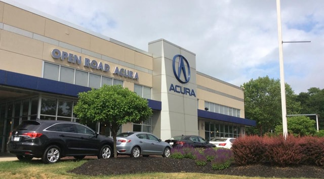 open road acura new acura dealership in bridgewater nj. Black Bedroom Furniture Sets. Home Design Ideas