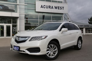 2017 Acura RDX Tech with roof rack SUV