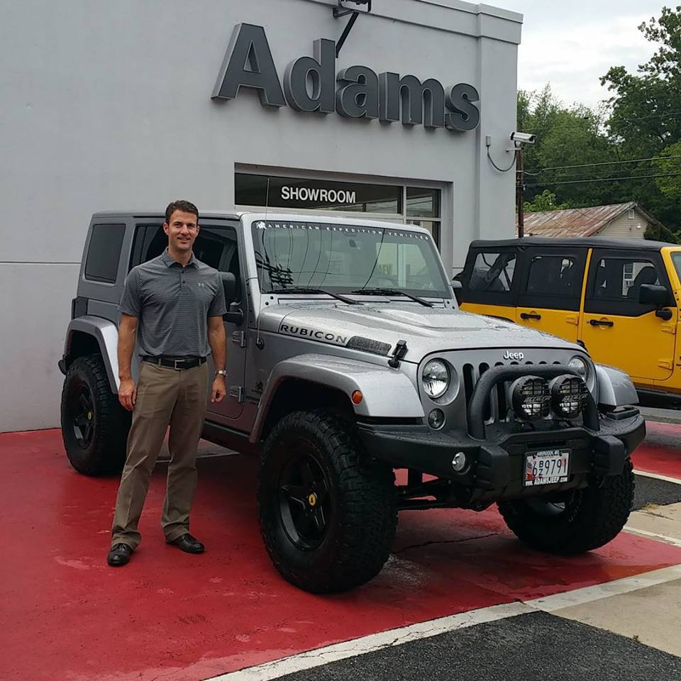 Authorized Aev Dealer Near Baltimore Md Adams Jeep Of