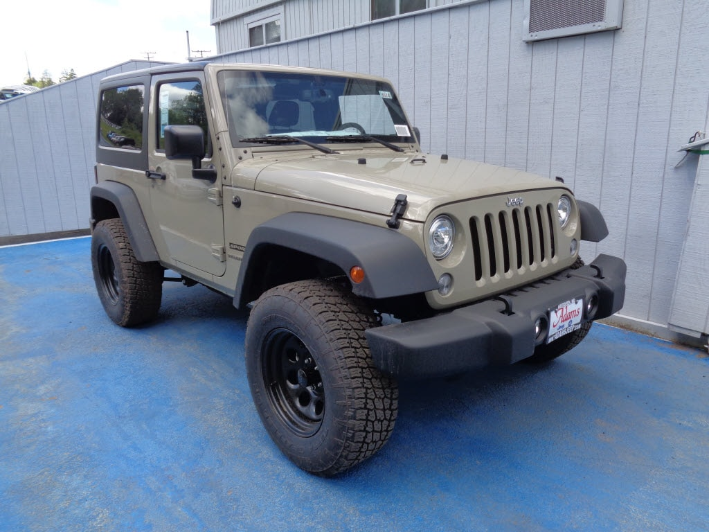 Customized Jeep Models At Adams Jeep Aberdeen Amp Bel Air Md