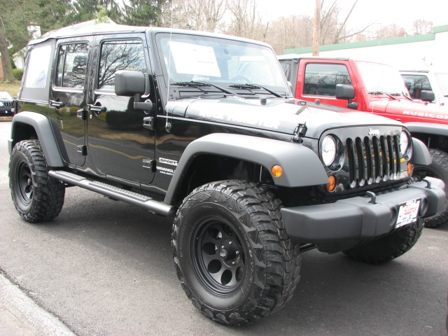 jeep wrangler unlimited with 33 inch tires autos post. Black Bedroom Furniture Sets. Home Design Ideas