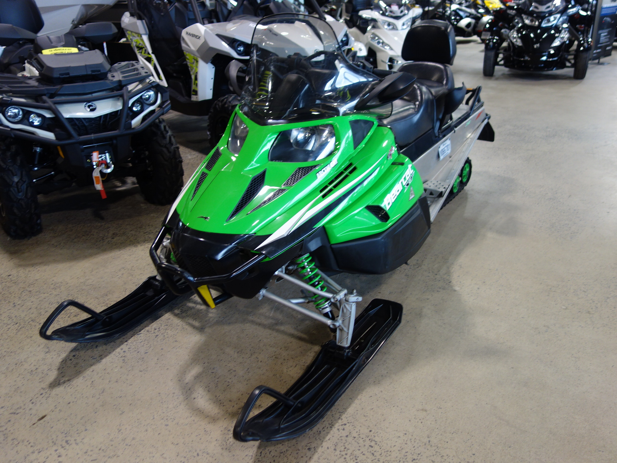 2010 ARCTIC CAT BEAR CAT Z1
