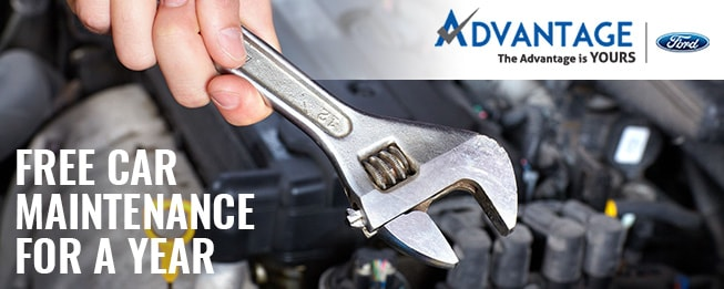 Free Car Maintenance for a Year | Henderson, NC