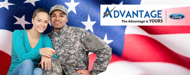 Ford Military Appreciation Program   Henderson, NC