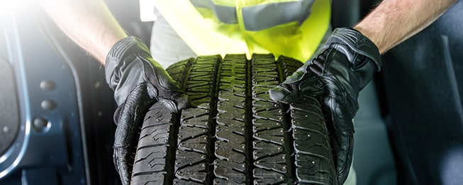 Ford Tire Care Services in Henderson NC