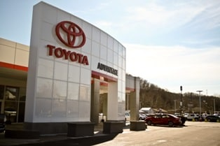 about advantage toyota new toyota and used car dealer in barboursville serving charleston wv. Black Bedroom Furniture Sets. Home Design Ideas