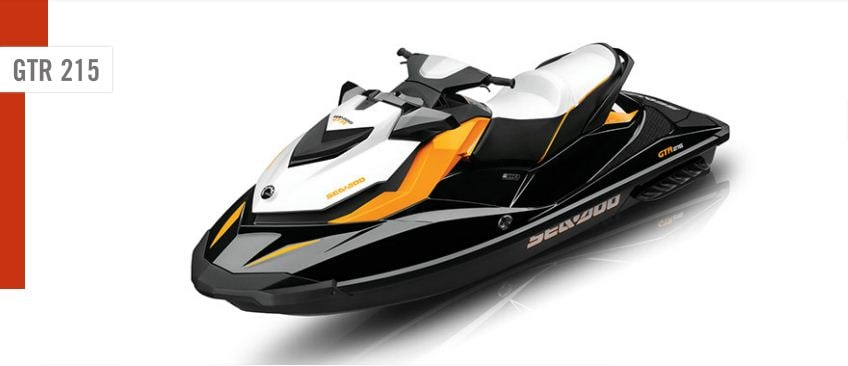 Sea-Doo/BRP GTR 215