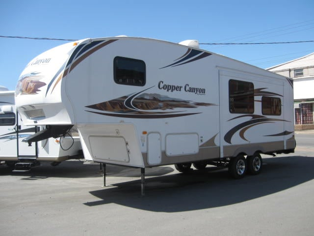KEYSTONE RV Copper Canyon 252 FWRLS