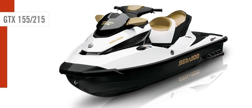 Sea-Doo/BRP GTX 215/155