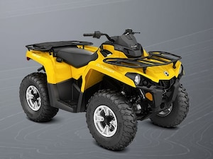 2017 CAN-AM Outlander 570 DPS