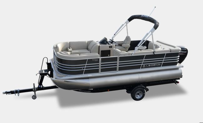 2017 Legend Boats IN STOCK BayShore Cruise Sport