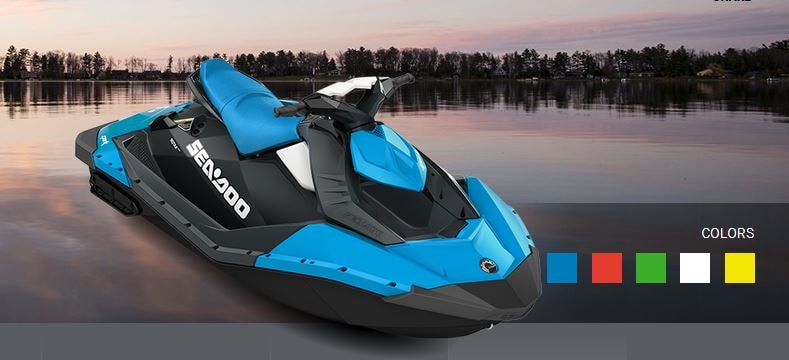 New 2017 Sea-Doo/BRP Spark For Sale   New Glasgow NS