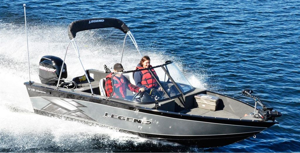 LEGEND BOATS LTD 16 XTREME