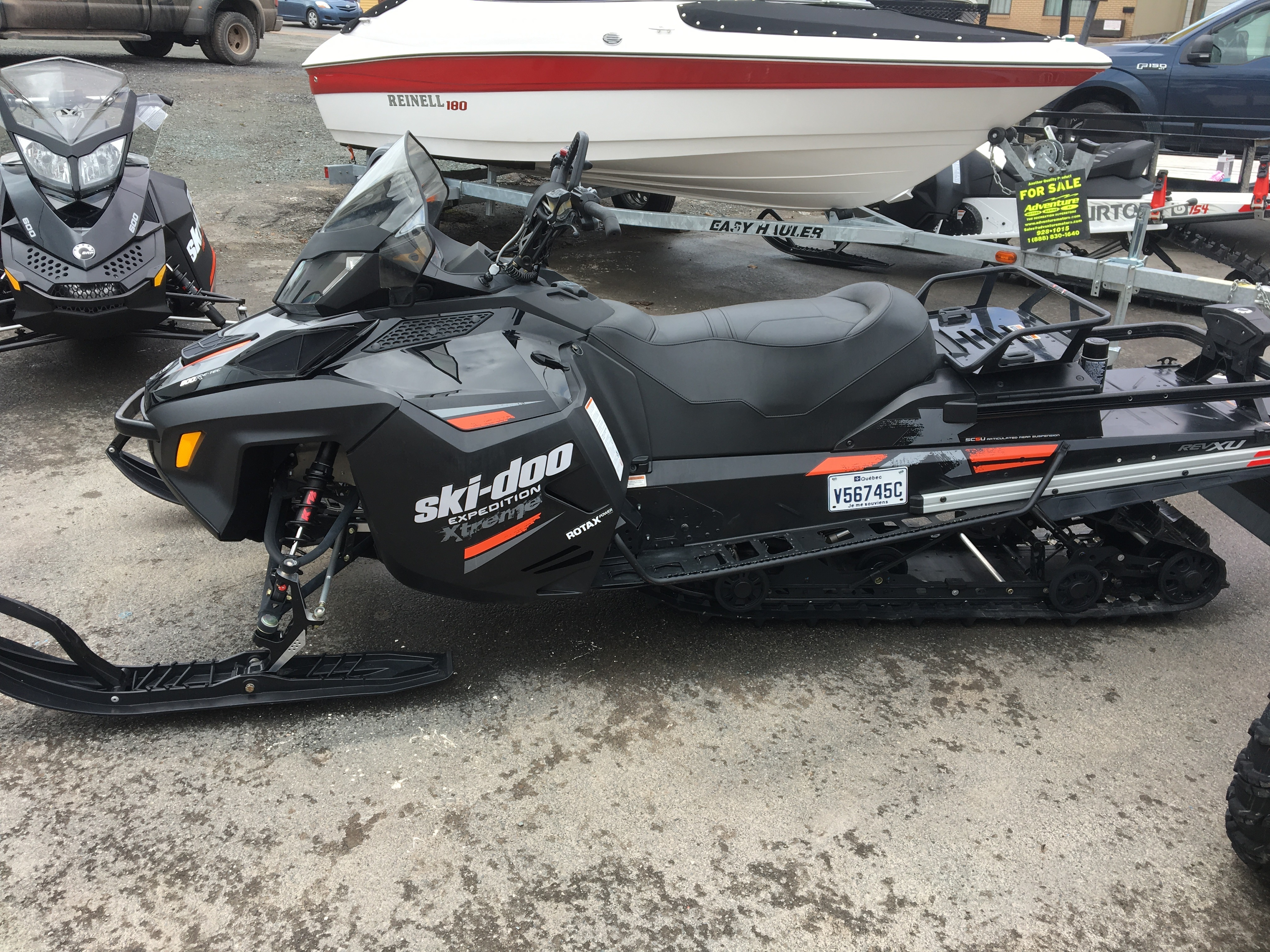 2015 SKI-DOO Expedition Extreme 800 SOLD