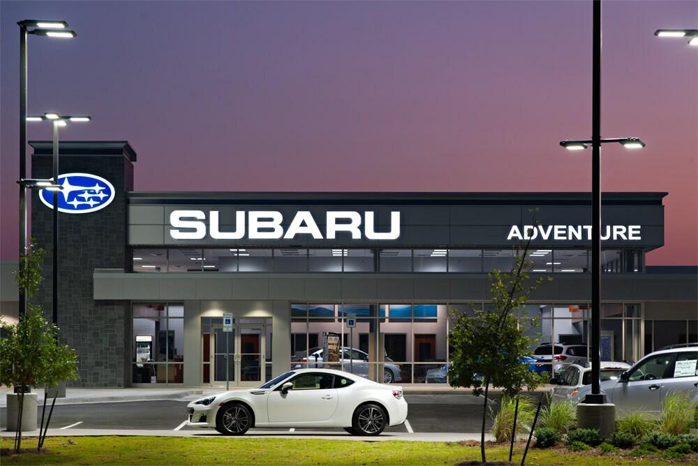 Used Outback Fayetteville Ar >> Subaru Dealer In Fayetteville Arkansas Adventure Subaru | Autos Post