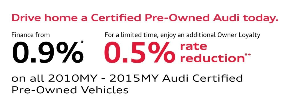 Audi Bethesda Incentives