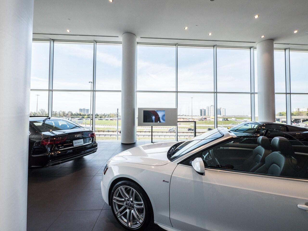 Audi Midtown Toronto New Audi Dealership In Toronto On