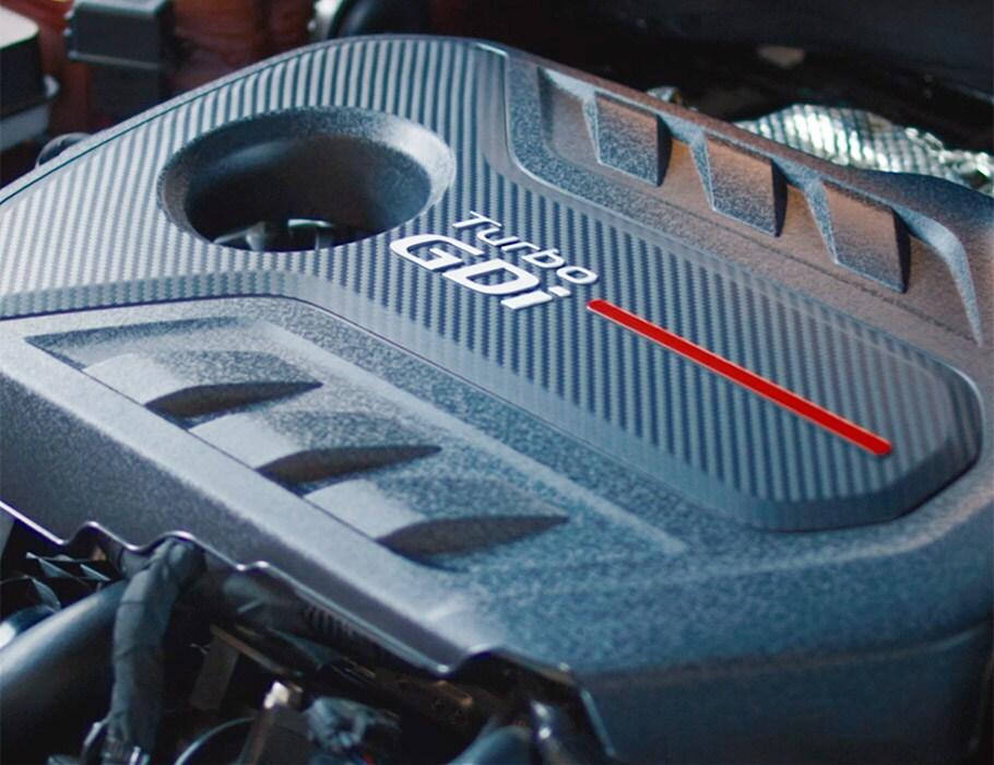 2.0L Turbocharged GDI engine