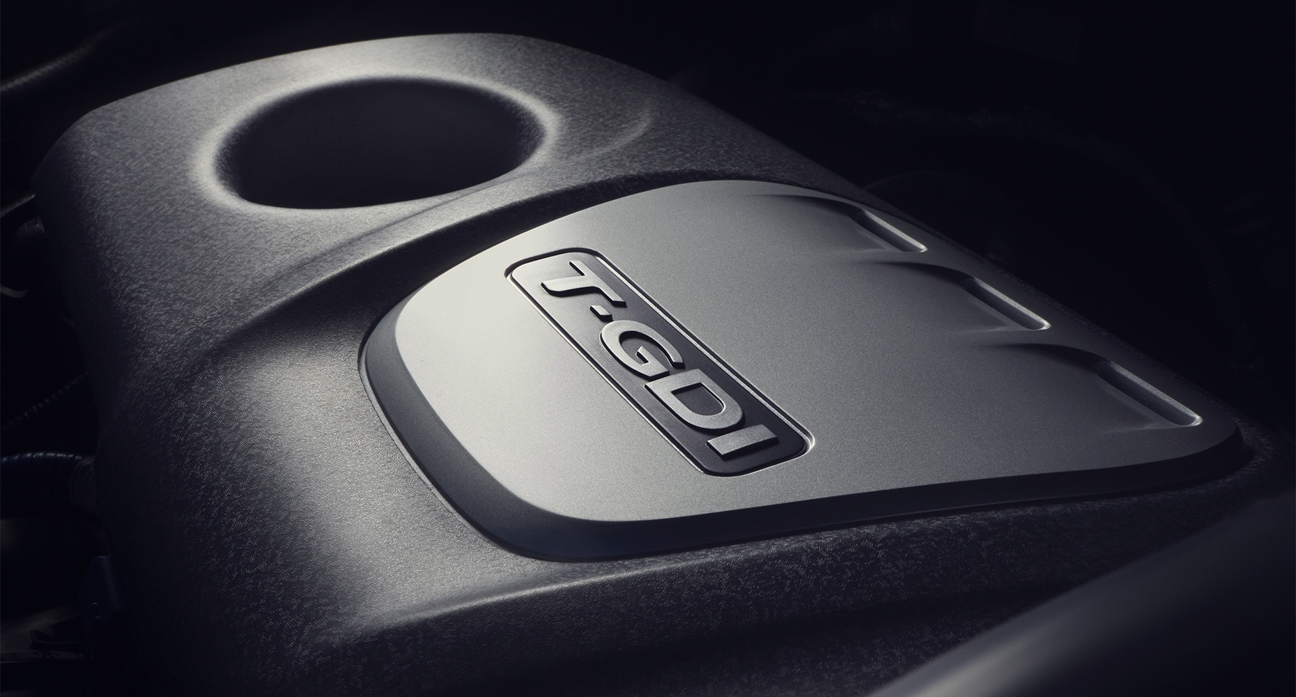 1.6L Turbo GDI engine with 7-speed Dual Clutch Transmission