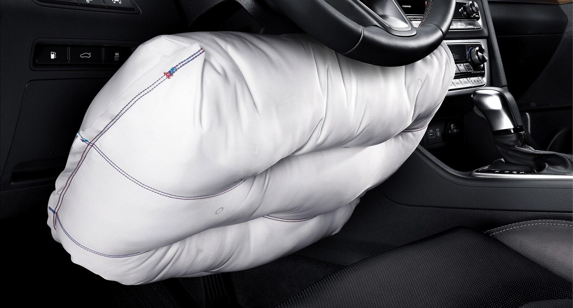7 Standard Airbags