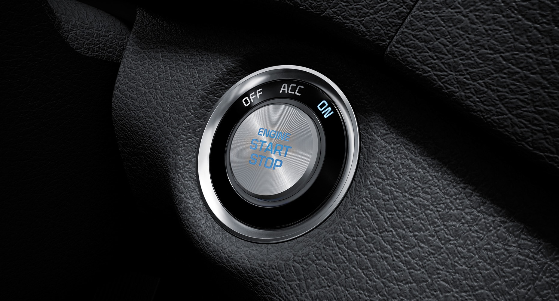 Proximity keyless entry with push-button ignition