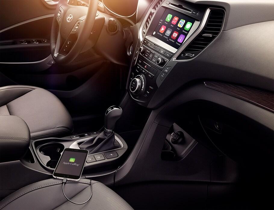Available Apple CarPlay™