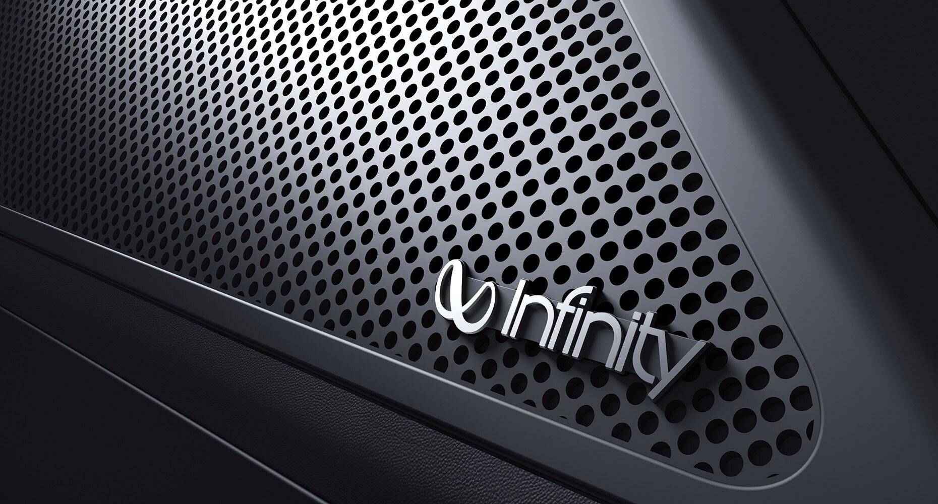 Infinity® audio system