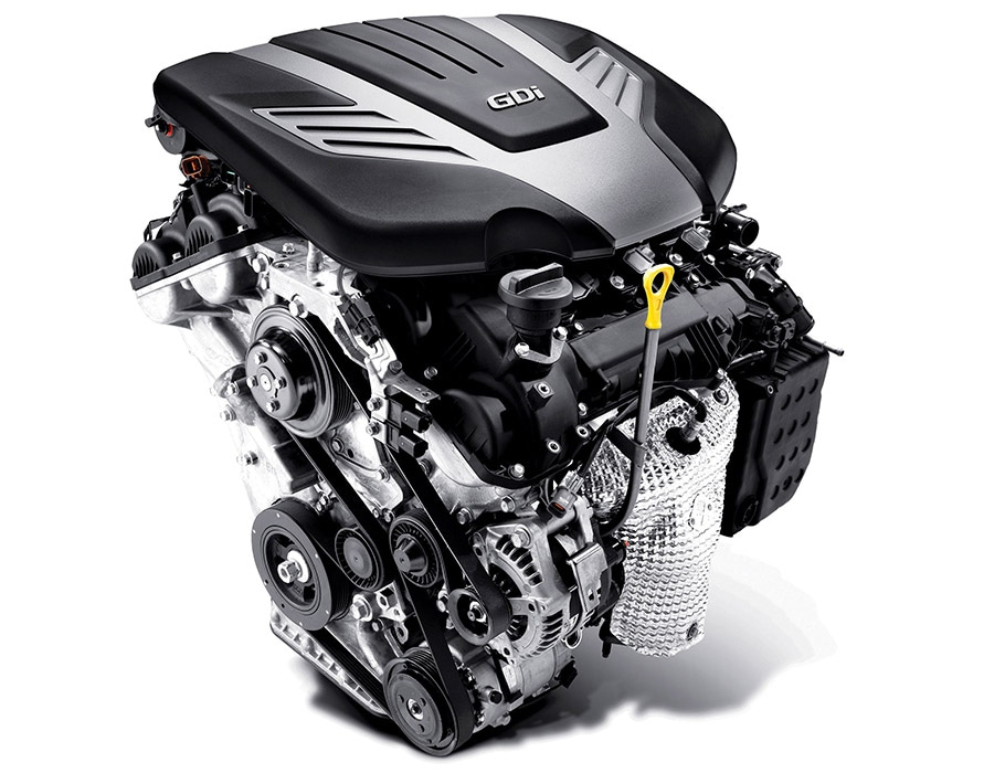 3.3L V6 GDI Engine