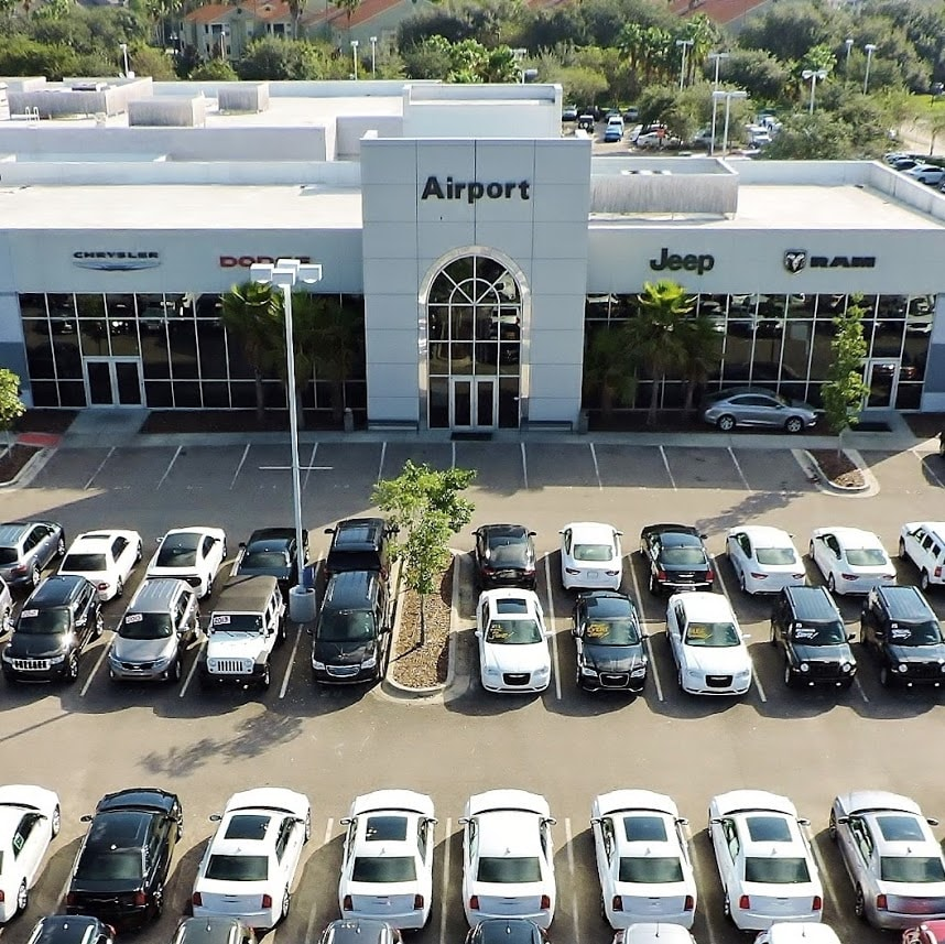 About Airport Chrysler Dodge Jeep