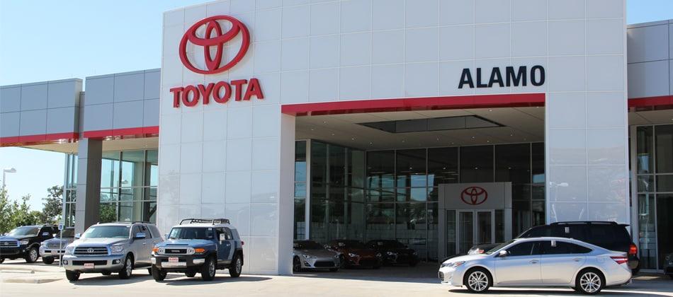 About Alamo Toyota Inc in San Antonio  Texas Toyota Dealer