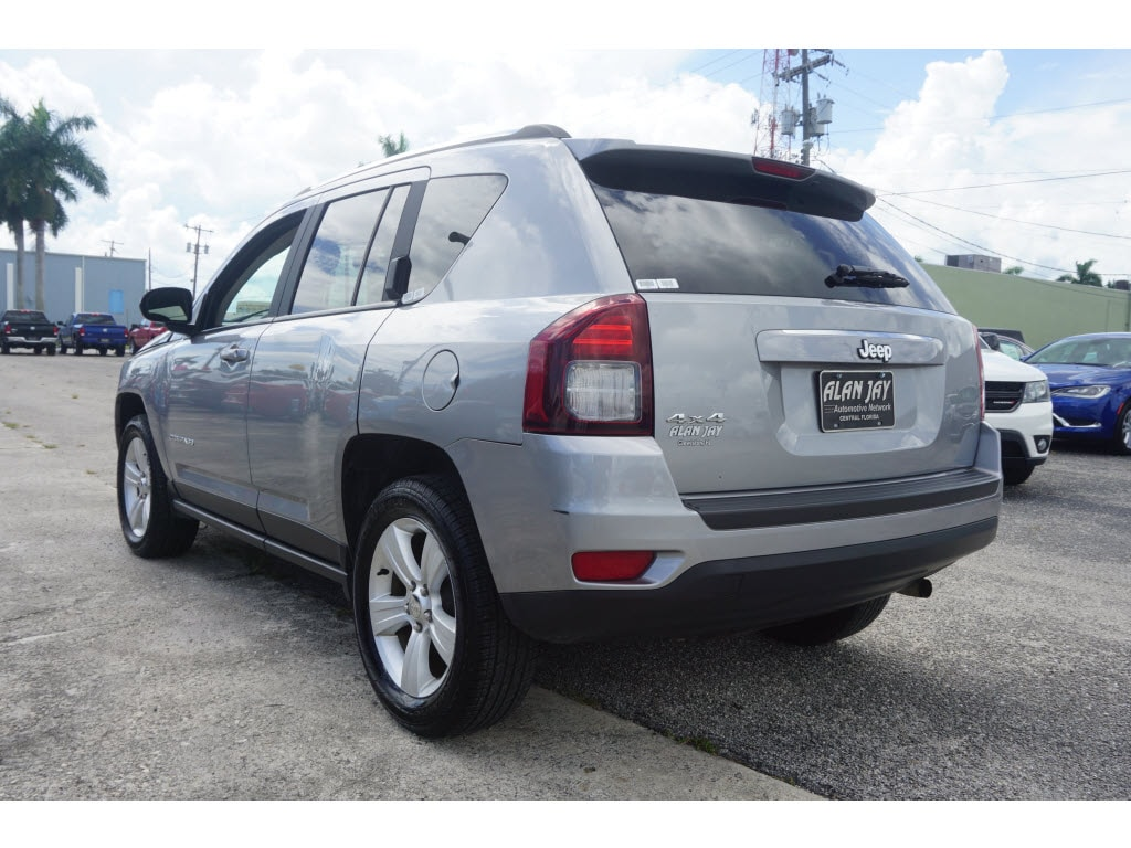 used 2015 jeep compass for sale sebring fl. Black Bedroom Furniture Sets. Home Design Ideas