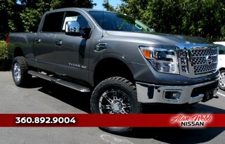 New 2017 Nissan Titan XD SL Diesel Truck Crew Cab 1N6BA1F48HN543887 for sale in Vancouver, WA at Alan Webb Nissan